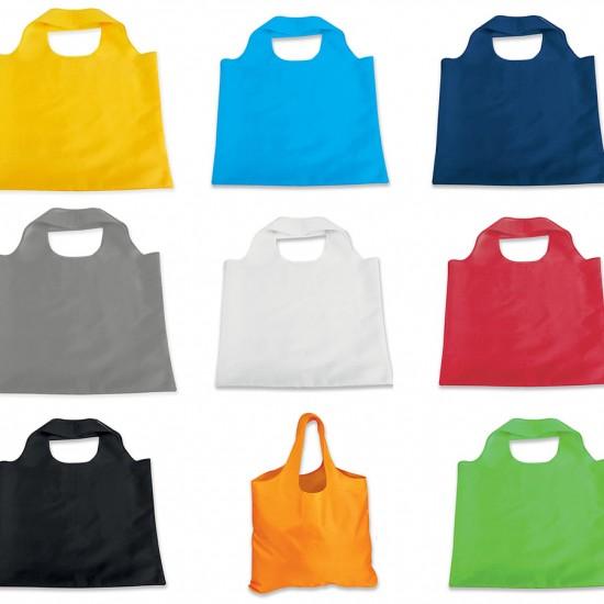 Сгъваема полиестерна чанта за пазаруване