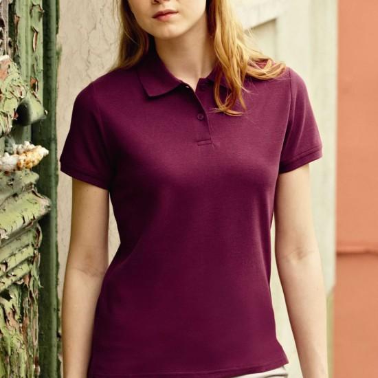 Дамска риза поло пике Premium Polo