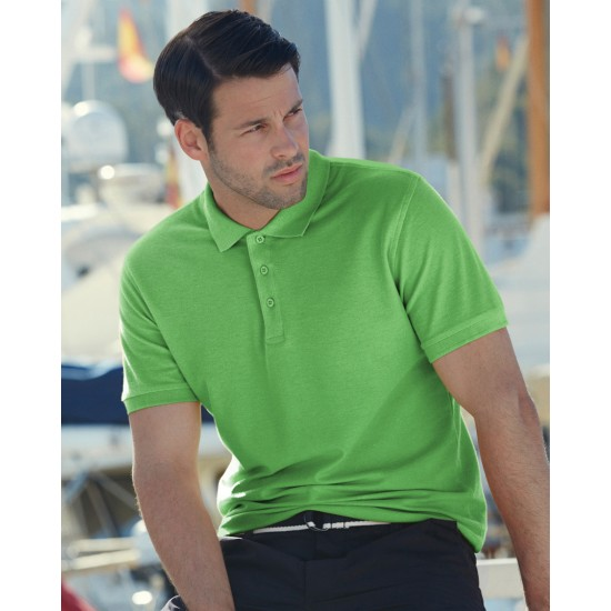 Мъжка риза поло пике Premium Polo
