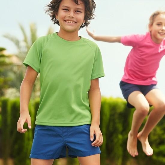 Детска спортна тениска Performance