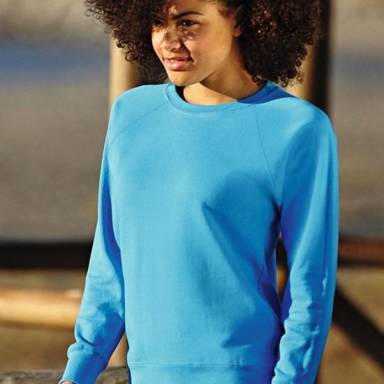 Дамска блузa с олекотена вата Raglan