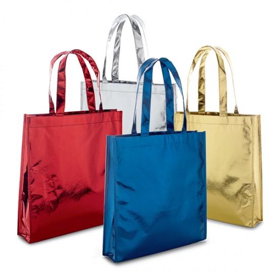 Ламинирана чанта с дръжки