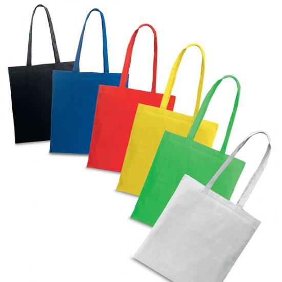 Памучна чанта с дръжки