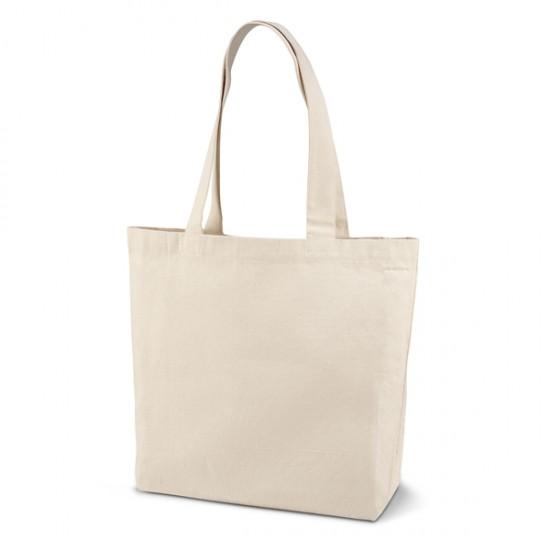 Памучна чанта с джоб