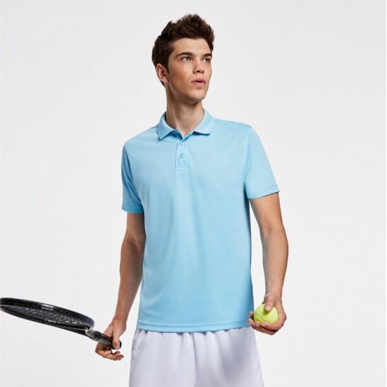 Мъжка спортна риза поло пике Monzha