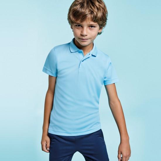 Детска спортна риза поло пике Monzha