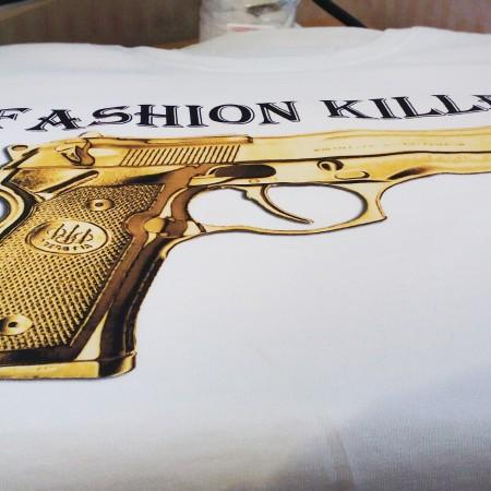 Печат на тениски