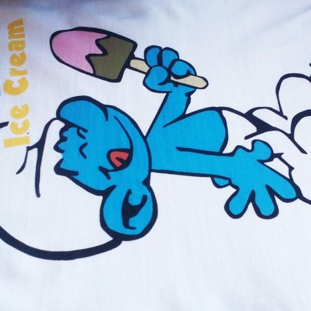 Пълноцветен печат върху тениски