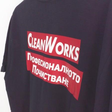 Рекламни тениски