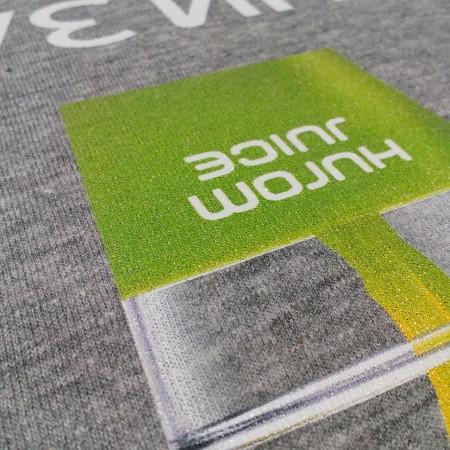 Директен печат върху рекламни тениски