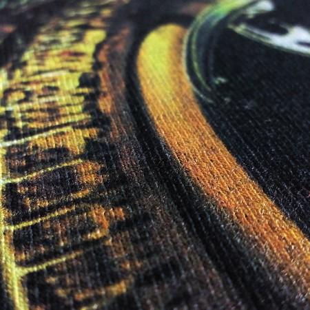 Директен печат върху текстил