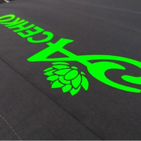 Печат на лого ведин цвят