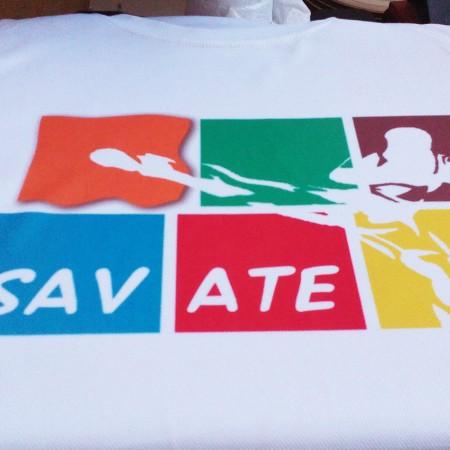 Печат върху спортни тениски